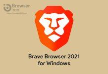 Brave Browser 2021