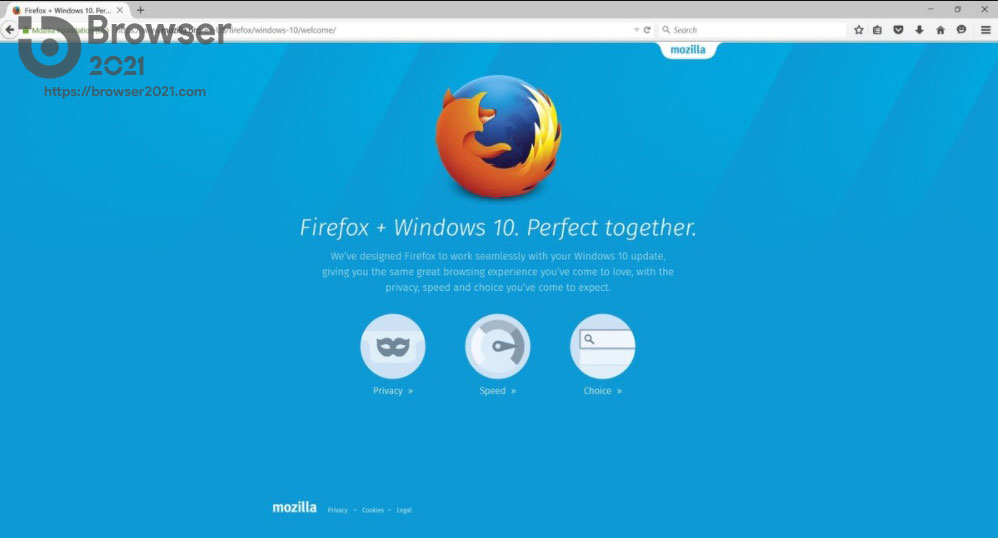 Download Mozilla Firefox 2021 for Windows 10, 8, 7