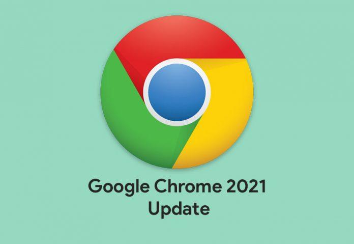Download Google Chrome 2021 Update