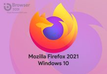 Download Mozilla Firefox 2021 for Windows 10