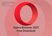 Opera Browser 2021 Free Download